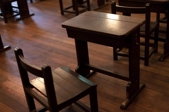 教室の座席