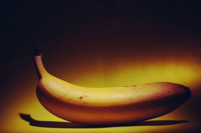 主役はバナナ