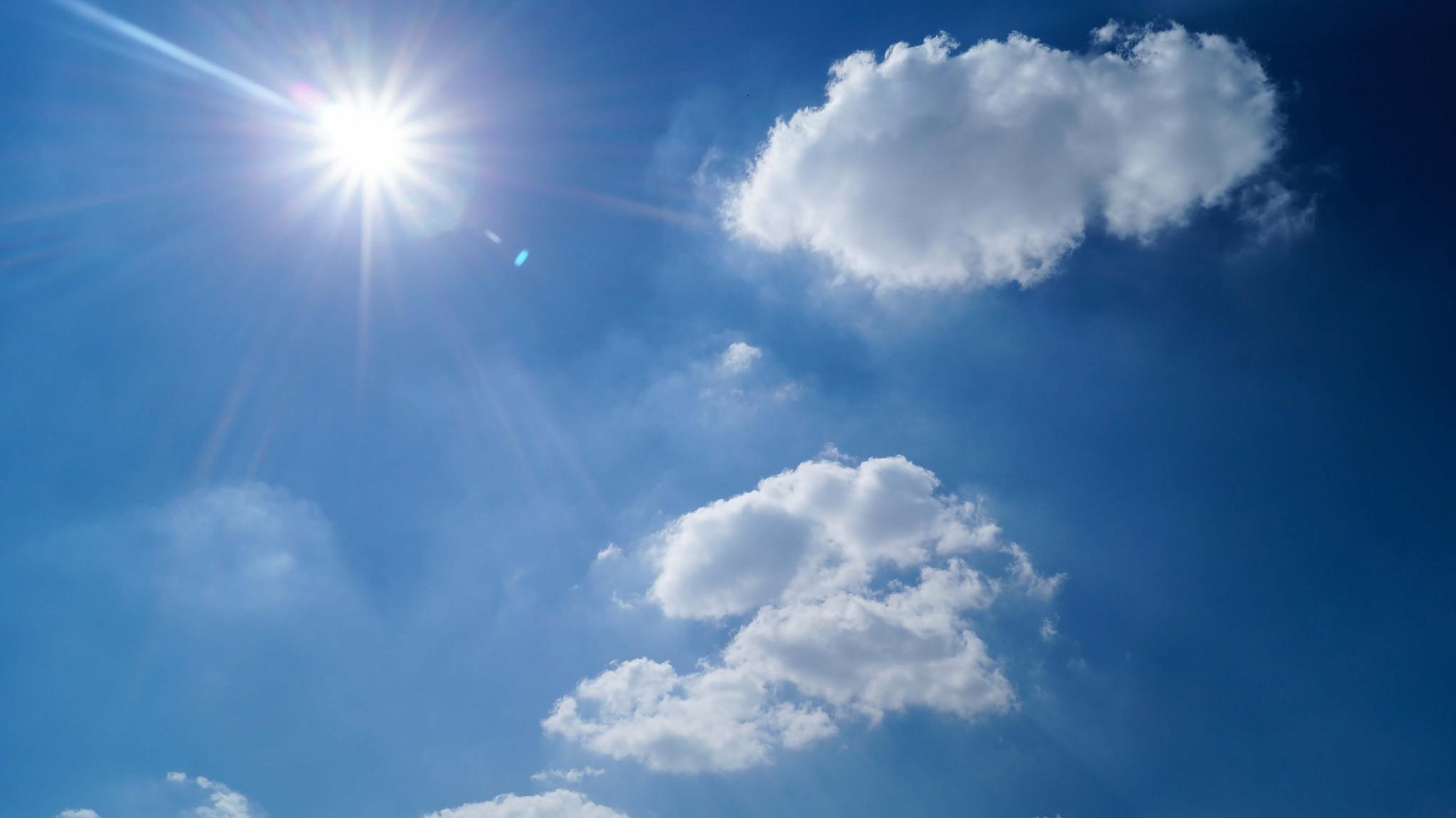 灼けつく太陽