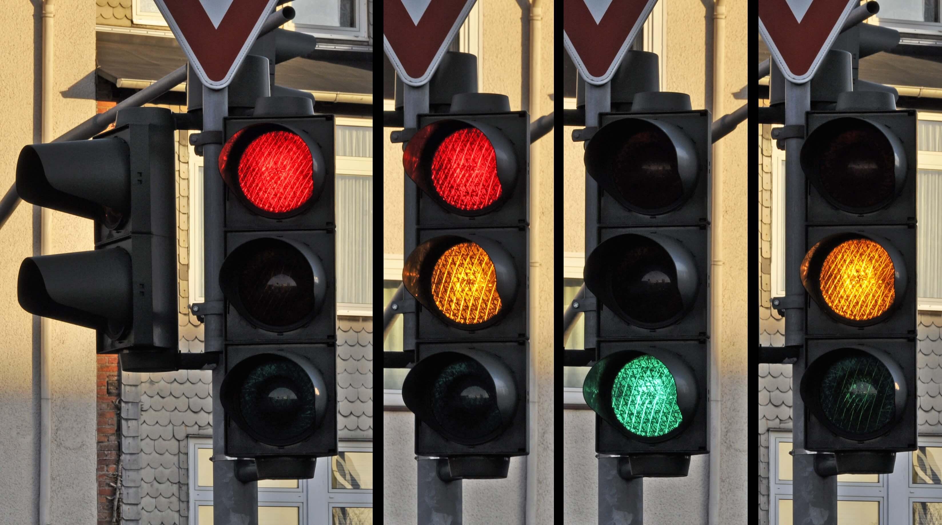 4つの信号