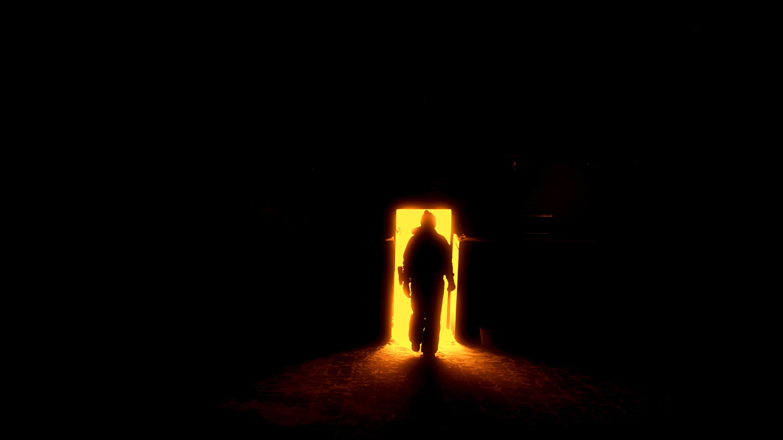 暗闇からの脱出
