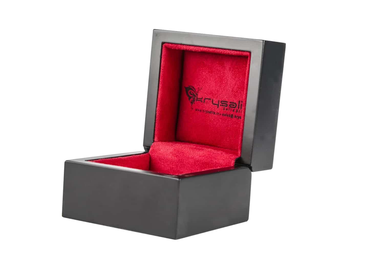 空のプレゼント箱