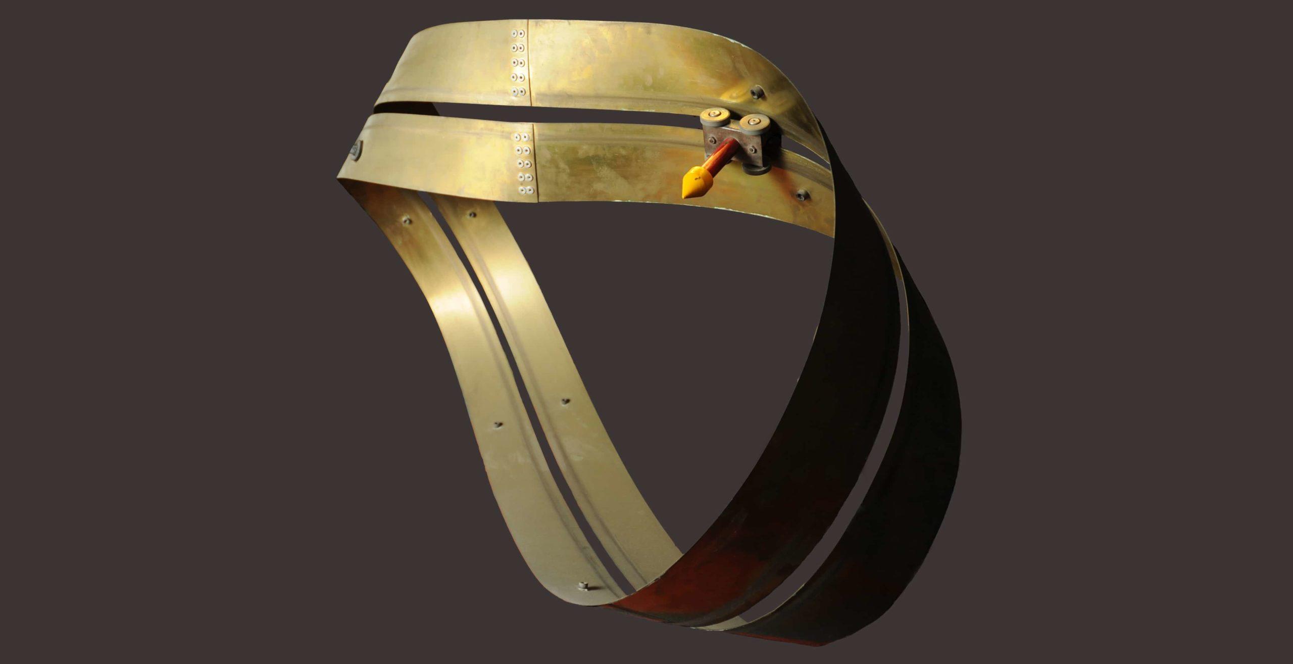 黄色いメビウスの輪
